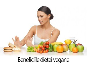 Beneficiile dietei vegane