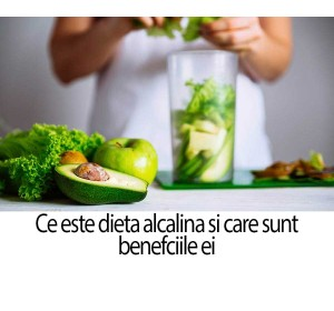 Ce este dieta alcalina si care sunt beneficiile ei?