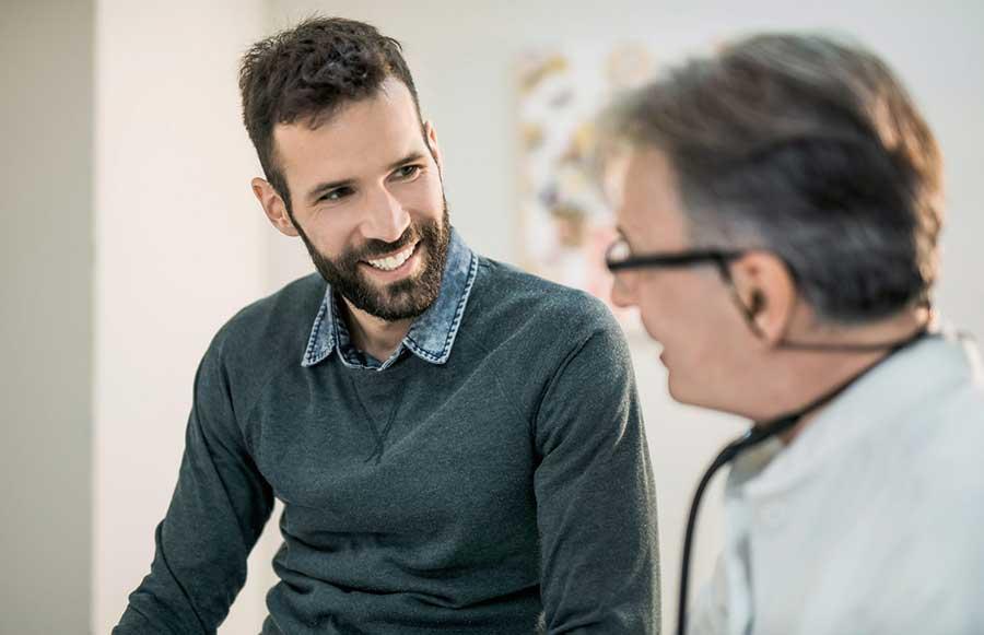 simptome raceala prostata